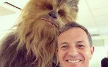 Звездные войны: Чуббака засветился в Инстаграме