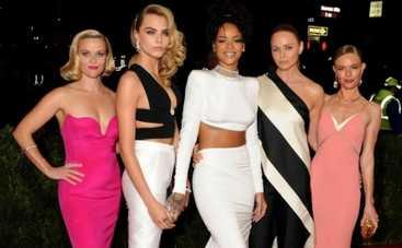 Модное событие: звезды посетили Met Gala 2014 в Нью-Йорке (ФОТО)
