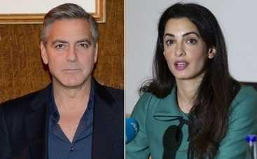 Кого из звезд Джордж Клуни пригласил на свою помолвку