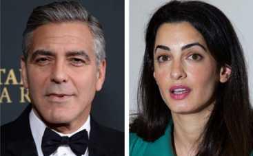 Стало известно сколько Джордж Клуни потратит на свадьбу