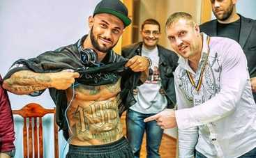 Хип-хоп исполнитель Джиган порвал всех качков в Кишеневе