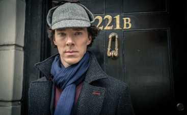 День Шерлока: Холмс разделся ради выставки в Лондоне
