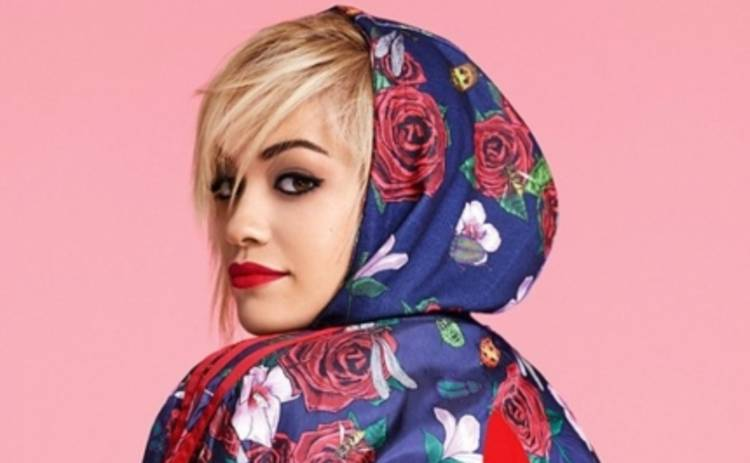 Рита Ора занялась дизайном одежды для Adidas Originals