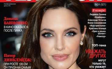 Анджелина Джоли: Все силы - на покорение Брэда Питта
