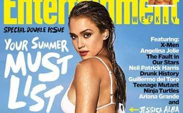 Джессика Альба, Анджелина Джоли и другие звезды засветились на лучших обложках июня (ФОТО)