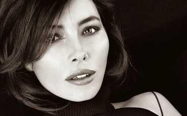 Джессика Бил снялась для журнала Dior