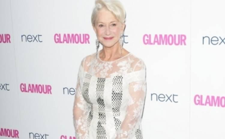 Хелен Миррен стала триумфатором премии Glamour