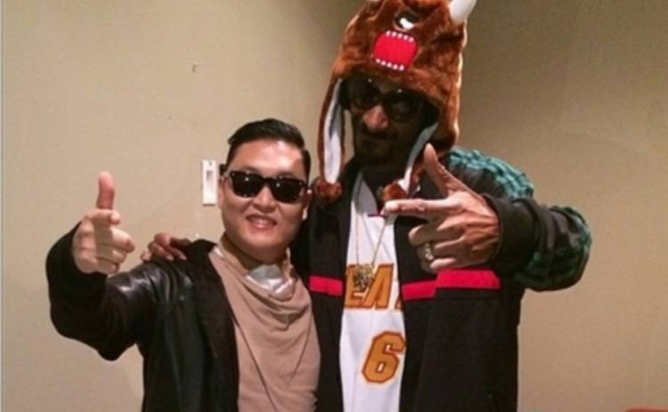 Корейский рэпер PSY устроил пьянку прямо в кадре (ВИДЕО)