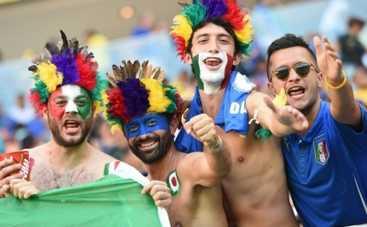 Чемпионат мира по футболу 2014: лучшие фото фанатов. Часть 3