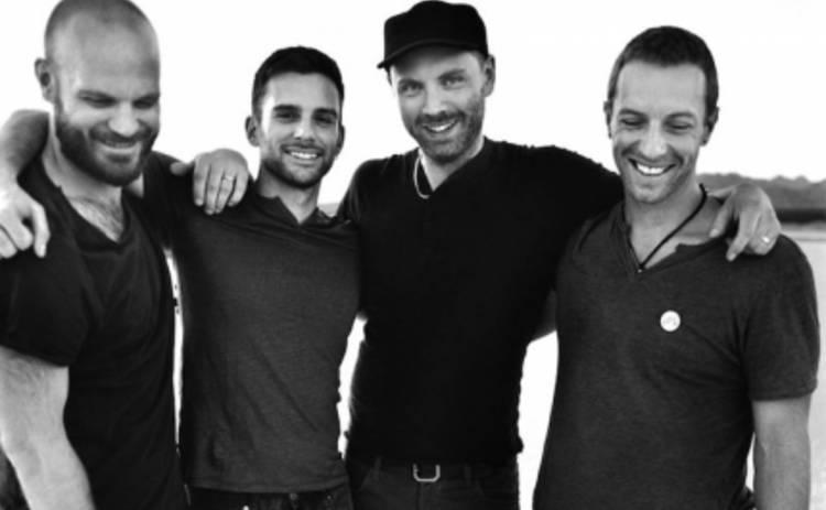 Группа Coldplay выпустила новый клип (ВИДЕО)