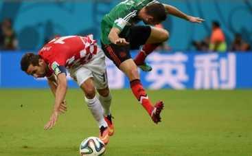 Чемпионат мира по футболу 2014: Хорватия – Мексика. Счет 1:3 (ВИДЕО)