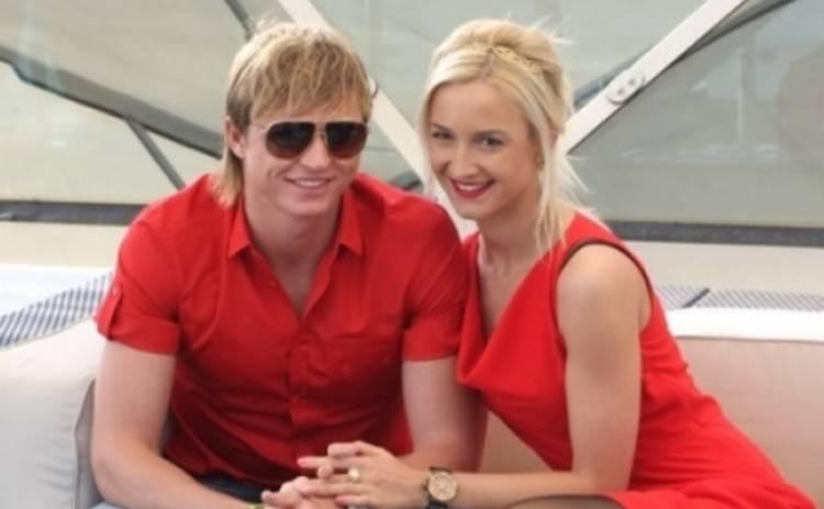 Ольга Бузова и Дмитрий Тарасов отгуляли годовщину свадьбы