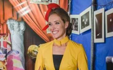 Катя Осадчая допросила звезд в цирке