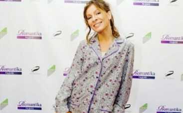 Елена Подкаминская на премьеру фильма пришла в пижаме (ФОТО)