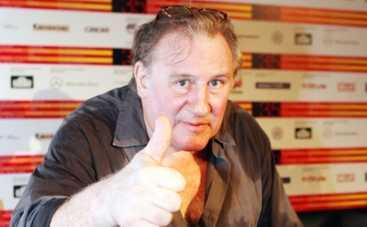 Жерар Депардье открывает в Москве ресторан
