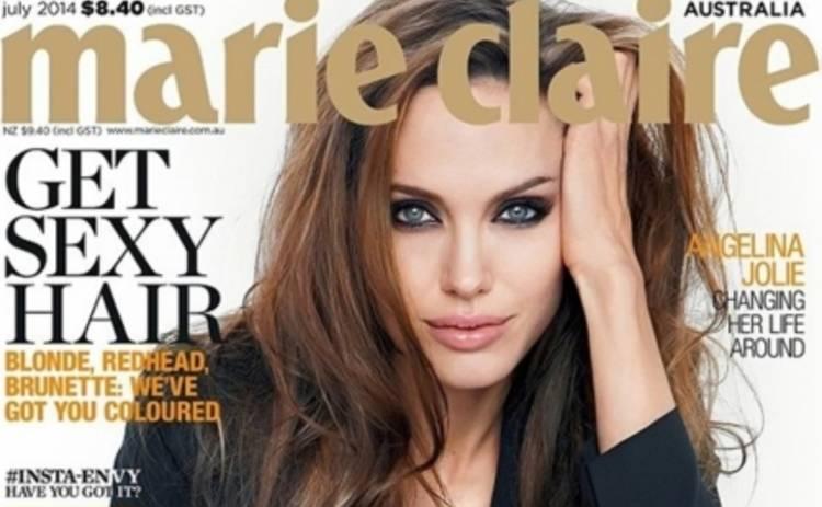 Анджелина Джоли, Дженнифер Лопес и другие звезды на лучших обложках июля (ФОТО)