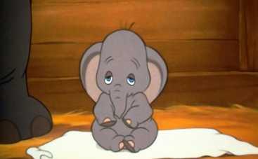Disney переснимут историю летающего слоненка Дамбо