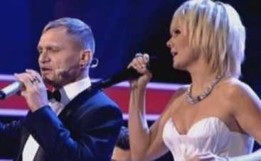 Петь на концерте Валерии Олегу Скрипке запретили в СБУ?