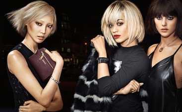 Рита Ора стала лицом новой колллекции DKNY (ФОТО)