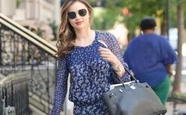 Летние платья: что носят Миранда Керр и другие звезды (ФОТО)