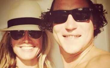 Хайди Клум встречается с парнем Деми Мур