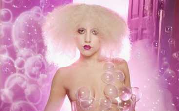 Lady Gaga занялась сладким ничегонеделанием