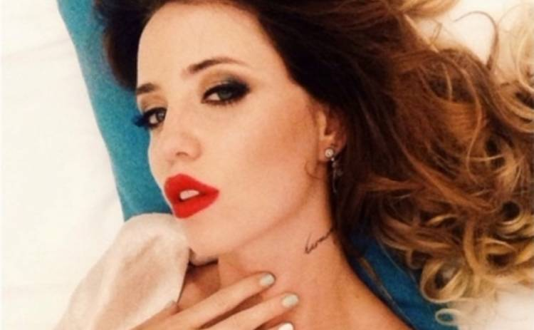 Надя Дорофеева оголилась для журнала Playboy (ФОТО)