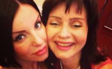 Юлия Волкова показала свою маму (ФОТО)