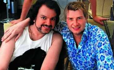 Филипп Киркоров и Николай Басков помирились в Крыму
