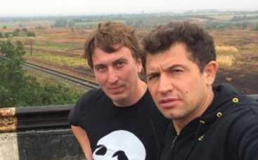 Андрей Джеджула вывез брата из зоны АТО на вертолете