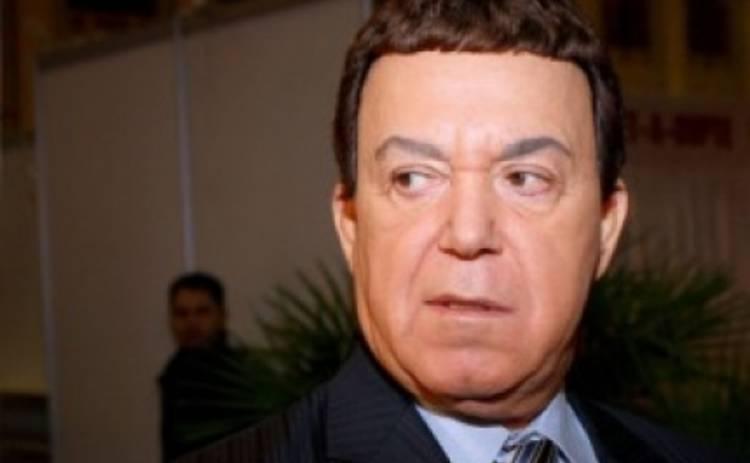 Иосиф Кобзон лишился звания почетного гражданина Днепропетровска