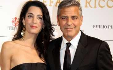 Джордж Клуни впервые вывел будущую жену в свет (ФОТО)