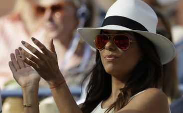 Ева Лонгория и другие звезды на теннисном турнире US Open 2014 (ФОТО)