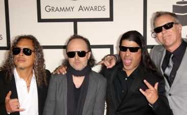 Группа Metallica прославилась концертом перед пингвинами