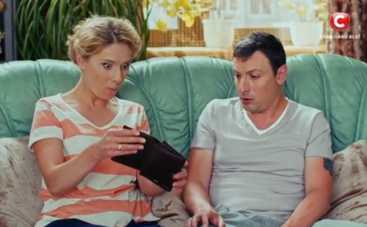 Смотреть онлайн сериал Коли ми вдома - 13 серия в хорошем качестве (ВИДЕО)
