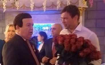 Иосиф Кобзон пригласил на день рождения Олега Царева (ФОТО)