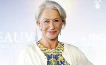 Хелен Миррен нырнула во Франции, всплыла в Голливуде