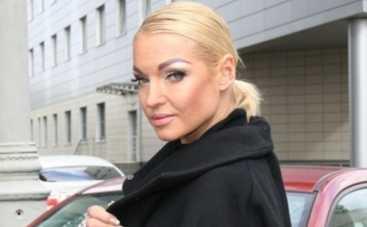 Анастасия Волочкова своих не предает
