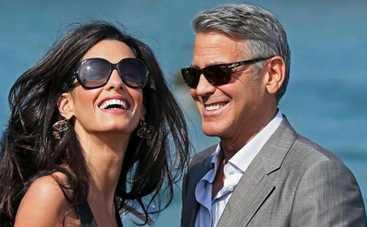 Свадьба Джорджа Клуни и Амаль Аламуддин: подробности церемонии (ФОТО)
