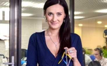 Соломия Витвицкая носит в сумке Воинов Света (ФОТО)
