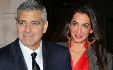 Джордж Клуни и Амаль Аламуддин на свадьбе раздали подарки гостям