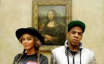 Бейонсе и Jay Z арендовали Лувр в Париже (ФОТО)
