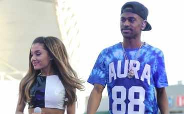 Ариана Гранде встречается с рэпером Big Sean