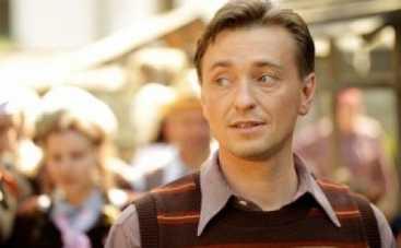 Сергей Безруков вспомнил свои первые шаги (ФОТО)