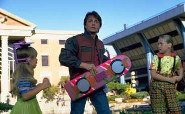 Продан скейтборд из фильма Назад в будущее-2