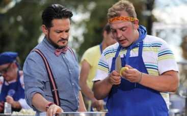 МастерШеф 4: участников заставили готовить на погнутой посуде