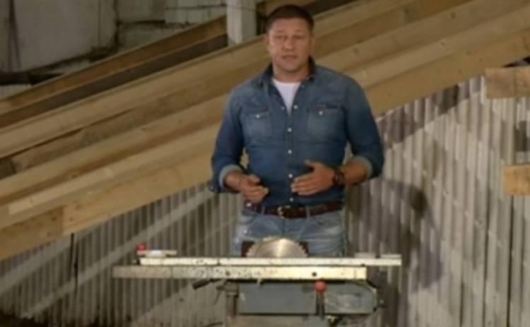 Крот: Константин Стогний испытал ведущих ICTV пилой (ВИДЕО)