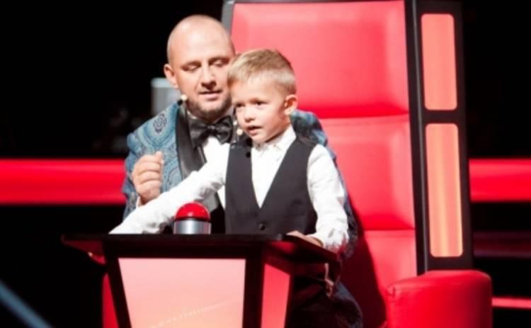 Голос. Дети 2: Потап уступил судейское кресло сыну
