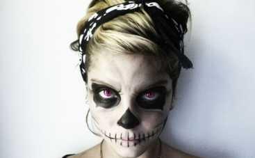 Хэллоуин 2015: как сделать макияж в домашних условиях (ВИДЕО)
