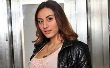 Хэллоуин 2014: Роза Аль-Намри похвасталась окровавленным лицом (ФОТО)
